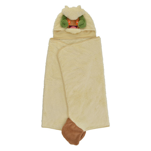 Pokemon Center Original Hoodie Blanket Mofu Mofu Paradise Whimsicott (Elfuun) 1013