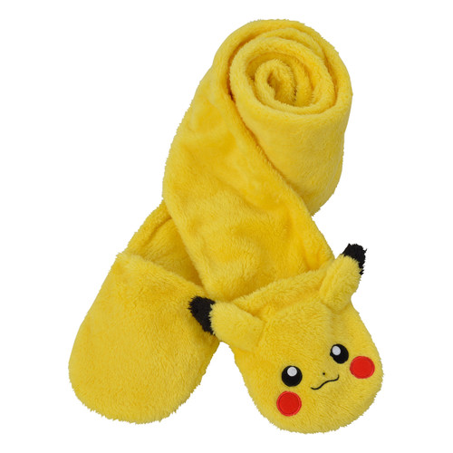 Pokemon Center Original Scarf Mofu Mofu Paradise Pikachu 1013