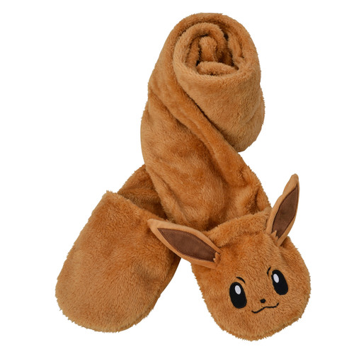 Pokemon Center Original Scarf Mofu Mofu Paradise Eevee 1013
