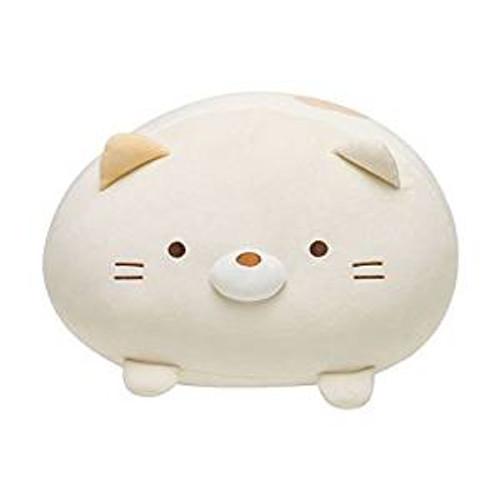 San-X Plush Doll Sumikko Gurashi Super Squishy Daifuku Cat S TJN