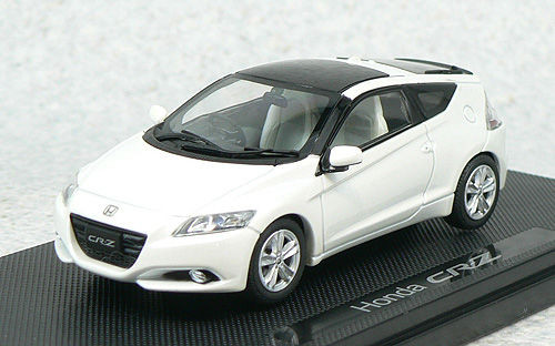 Ebbro 44320 Honda CR-Z White 1/43 Scale