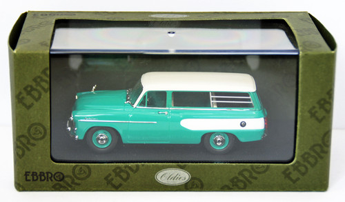 Ebbro 44342 Toyopet Masterline Light Van 1959 (L.Green) 1/43 Scale
