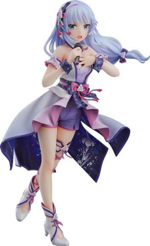 Good Smile Tsumugi Shiraishi: Fumidashita Yume e no Ippo Ver. 1/8 Scale Figure (THE iDOLM@STER)