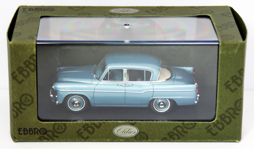 Ebbro 44351 Toyopet Crown Dx 1958 (RS21) (Blue.M) 1/43 Scale