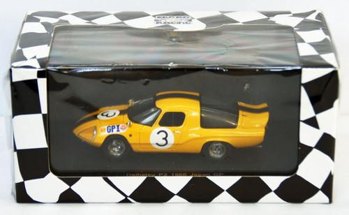 Ebbro 44367 Daihatsu P3 1966 Japan GP No.3 1/43 Scale