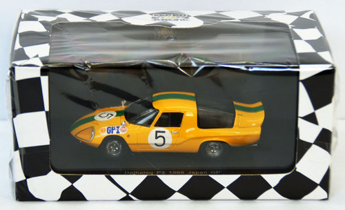 Ebbro 44368 Daihatsu P3 1966 Japan GP No.5 1/43 Scale