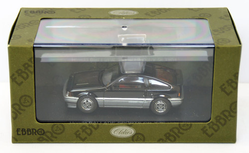 Ebbro 44372 Honda Ballade Sports CR-X Si 1984 (Black) 1/43 Scale
