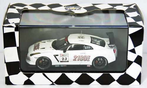 Ebbro 44417 Nissan Nismo GT-R Super Taikyu 2010 Fuji 1/43 Scale