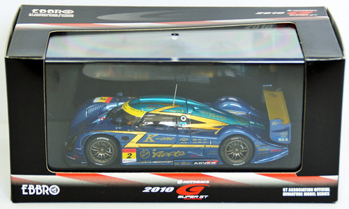 Ebbro 44421 Super GT300 Apple K-One Shiden 1/43 Scale