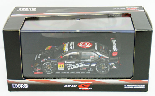 Ebbro 44434 MAGICAL CARBON apr Axio FUJI SPRINT CUP 2010 No.31 1/43 Scale