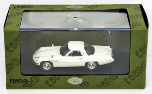 Ebbro 44663 Mazda Cosmo Sport (White) 1/43 Scale