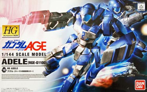 Bandai Gundam HG AGE-19 ADELE (RGE-G1100) 1/144 Scale Kit