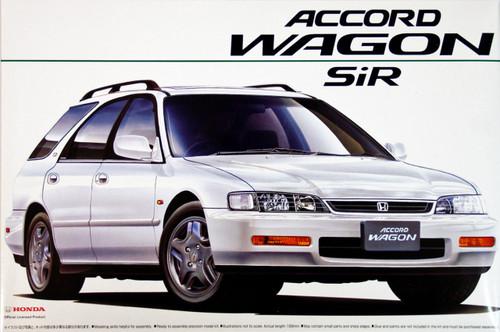Aoshima 02773 Honda Accord Wagon SiR (CF-2) 1/24 Scale Kit