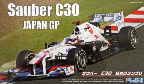 Fujimi GP37 090931 F1 Sauber C30 Japan GP 1/20 Scale Kit
