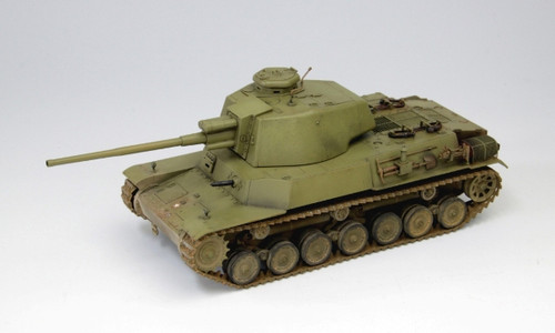Fine Molds FM32 IJA Medium Tank Type 4 CHI-TO Prototype Version 1/35 Scale Kit