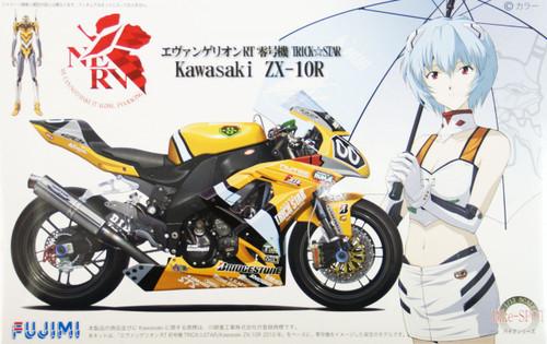 Fujimi Bike-SP Kawasaki ZX-10R Evangelion RT ZERO 1/12 Scale