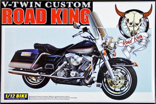 Aoshima Naked Bike 93 Road King (V-Twin Custom) 1/12 Scale Kit