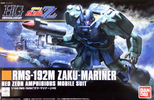 Bandai HGUC 143 Gundam RMS-192M Zaku-Mariner 1/144 Scale Kit