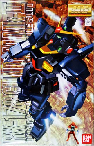 Bandai MG 700687 Gundam RX-178 Mk. II Titans 1/100 Scale Kit