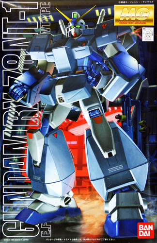 Bandai MG 709499 Gundam RX-78 NT-1 ALEX 1/100 Scale Kit