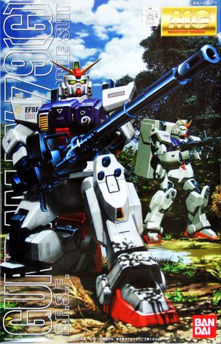 Bandai MG 763712 Gundam RX-79(G) Ground Type 1/100 Scale Kit