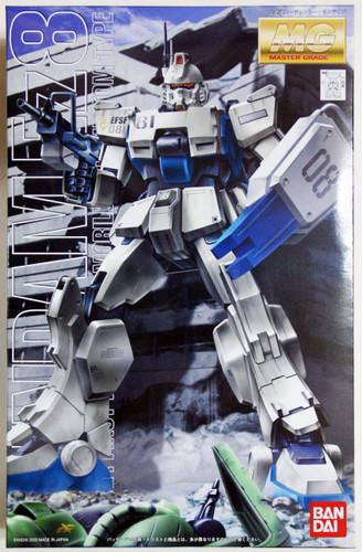 Bandai MG 776347 Gundam RX-79(G) Ez-8 1/100 Scale Kit