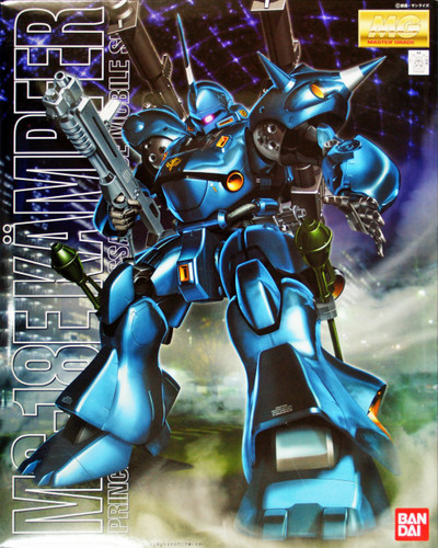 Bandai MG 003669 Gundam MS-18E Kampfer 1/100 Scale Kit