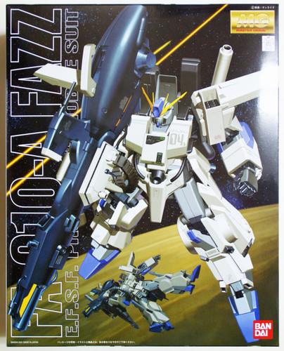 Bandai MG 052667 Gundam FA 010-A FAZZ 1/100 Scale Kit