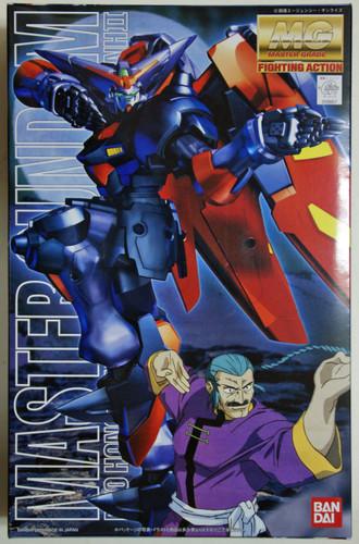 Bandai MG 088277 Gundam Master Gundam 1/100 Scale Kit