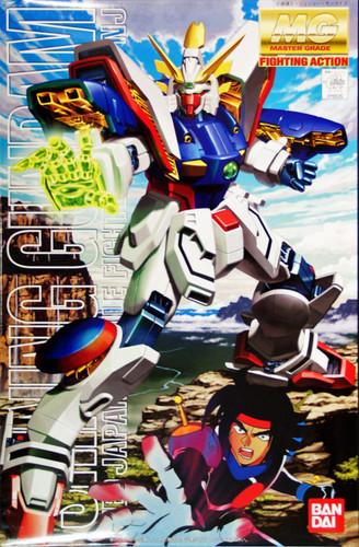 Bandai MG 105356 Gundam Shining Gundam 1/100 Scale Kit