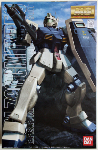 Bandai MG 119001 Gundam GM Type-C 1/100 Scale Kit