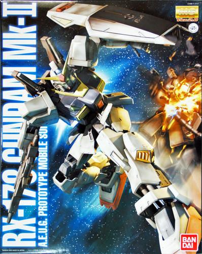 Bandai MG 384126 RX-178 Gundam Mk.II Version2.0 (A.E.U.G) 1/100 Scale Kit