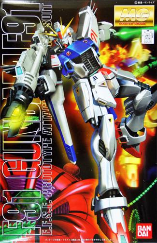 Bandai MG 450708 Gundam F91 1/100 Scale Kit
