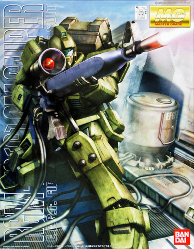 Bandai MG 467348 Gundam RGM-79(G) GM SNIPER 1/100 Scale Kit