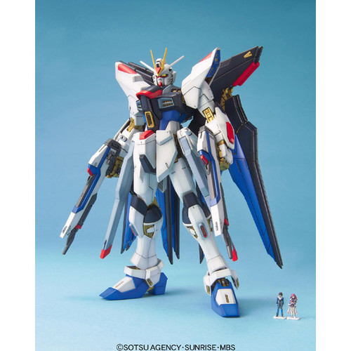 Bandai MG 480835 Gundam STRIKE FREEDOM ZGMF-X20A 1/100 Scale Kit