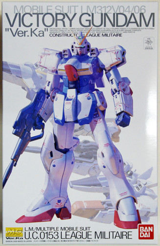 Bandai MG 615398 VICTORY Gundam VersionKa 1/100 Scale Kit