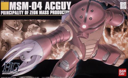 Bandai HGUC 078 Gundam MSM-04 ACGUY 1/144 Scale Kit