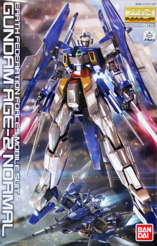 Bandai MG 769381 Gundam AGE-2 NORMAL 1/100 Scale Kit