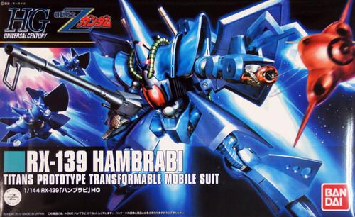 Bandai HGUC 145 Gundam RX-139 HAMBRABI 1/144 Scale Kit