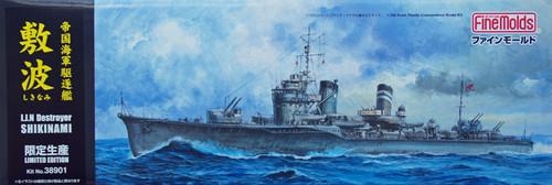 Fine Molds 38901 IJN Destroyer SHIKINAMI 1/350 Scale Kit