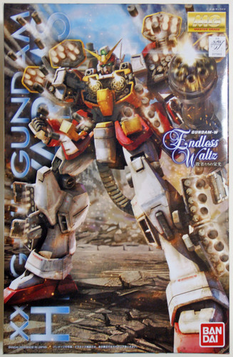 Bandai MG 739032 Gundam XXXG-1H Heavy Arms (Endless Waltz) 1/100 Scale Kit