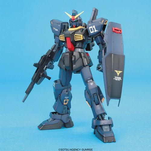 Bandai MG 419248 RX-178 Gundam Mk-II TITANS 1/100 Scale Kit