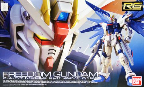 Bandai RG 05 FREEDOM Gundam ZGMF-X10A 1/144 Scale Kit