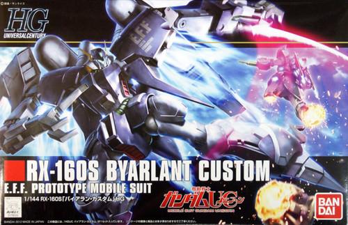 Bandai HGUC 147 Gundam RX-160S BYARLANT CUSTOM 1/144 Scale Kit
