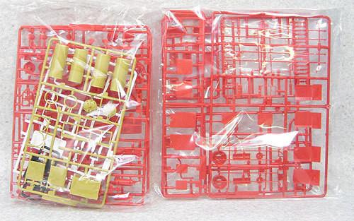 Aoshima 01813 Japanese Decoration Truck Ichiban Boshi 1/32 Scale Kit