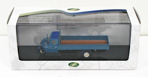 Ebbro 43848 MAZDA T2000 3-Wheel Truck 1962 (Blue) 1/43 Scale