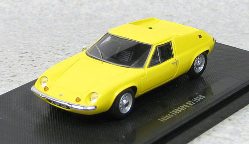 Ebbro 44202 Lotus Europa S2 Yellow (Resin) 1/43 Scale