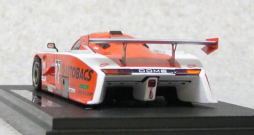 Ebbro 44477 Dome RC83 Autobacs 1983 Fuji 1000km (Resin) 1/43 Scale