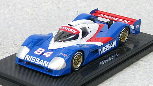 Ebbro 44484 Nissan P35 Prototype No.84 (Resin Model) 1/43 Scale