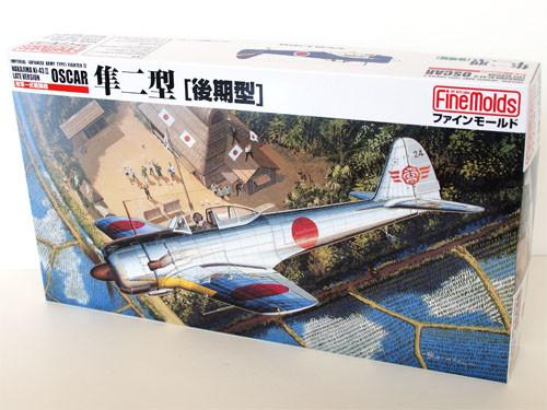 Fine Molds FB4 NAKAJIMA Ki-41-II Late Ver OSCAR 1/48 Scale Kit